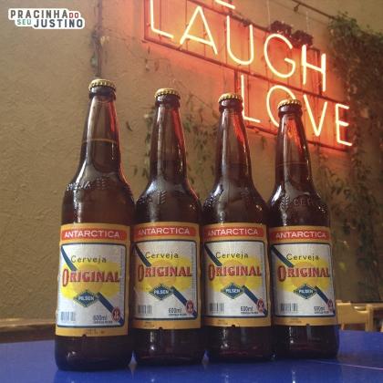 Quarta-Feira: Open Cerveja ORIGINAL por R$42,90! [+18]