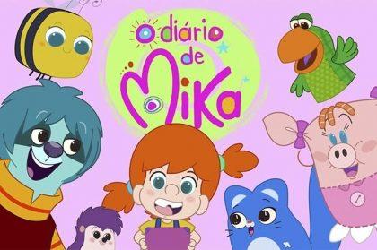 50% OFF: O Diário de Mika: O Mundo É Novo Para Mim