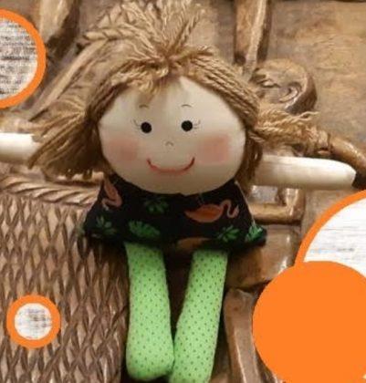 Marieta Sapeca: Ganhe uma boneca Sapequita em compras acima de R$250!