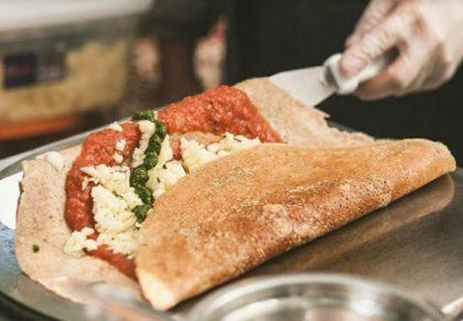 La Cuisine Crepes Artesanais: Crepes Salgados com 15% de desconto!