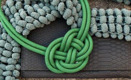 Bambinas Arte: 20% de desconto nos colares de corda náutica aos 50 primeiros com cupom!