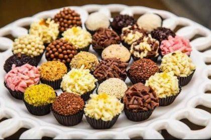 Tamelin's Cakes: 10% de desconto em Rodízio de Brigadeiro Gourmet