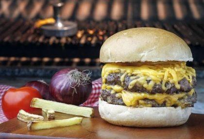 GANHE 1 Double Biffi Cheese Burger na compra de outro