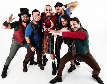 (27/09) Show da banda Terra Celta com 50% de desconto!