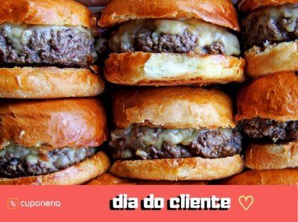 (Vila Mariana) 15/9: Cheeseburger GRÁTIS!