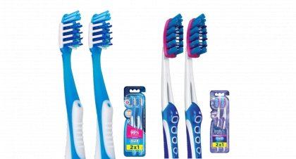 Escovas de Dente ORAL-B com 25% de desconto!
