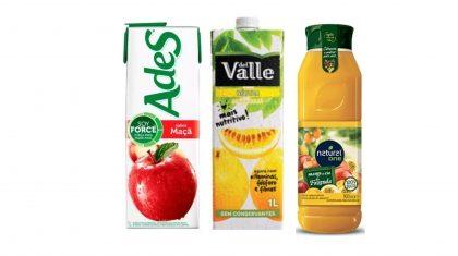 Sucos Refrigerados com 30% de desconto!