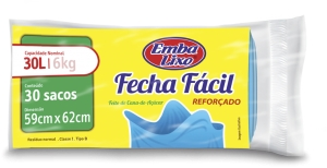 Sacos de Lixo Mega Econômico EMBALIXO com 30% de desconto!
