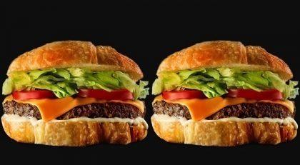 GANHE 1 Croaburger clássico na compra de outro Croaburger clássico (Top Center)