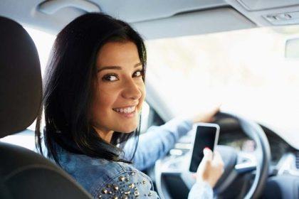 Cupom de 30% OFF na primeira viagem na Lady Driver! (limitado a R$10)