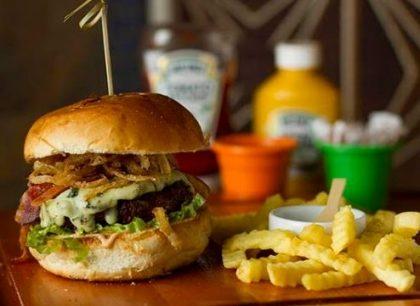 Compre um Big Spunky Burger e ganhe um Crepe de Nutella