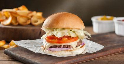 Na compra do combo Trio Tradicional, GANHE um Burger Tradicional