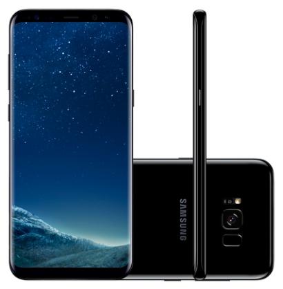 Cupom: Smartphone Samsung Galaxy S8 por R$2051,12!