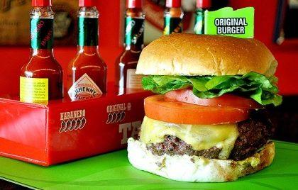 GANHE 1 The Original Burger na compra de outro