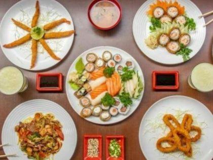 DELIVERY: 30% OFF no Sampa Sushi – Peça agora!
