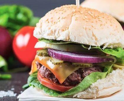 GANHE qualquer Burger na compra de outro igual