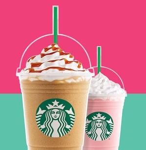 Frappuccino Starbucks em DOBRO!