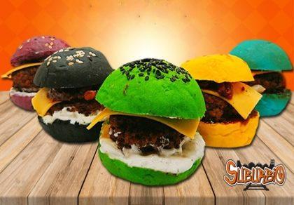 GANHE o terceiro Rodízio de Hambúrguer + Fritas + Molho na compra de dois