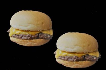 GANHE 1 Cheese Burger na compra de outro