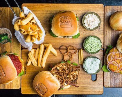 GANHE o Burger Prensadão na compra do Combo Yámã Burger ou One Love