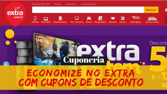 1b82d07405 Economize no Extra com Cupons de Desconto!