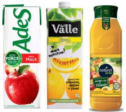Sucos Refrigerados com 25% de desconto