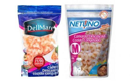 Camarão Dellmare e Netuno com 20% de desconto!