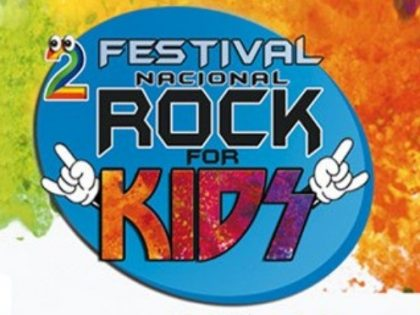(13/10) 2° Festival Nacional de Rock For Kids: 50 ingressos com 50% de desconto!