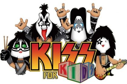 "Espetáculo ""Kiss For Kids"" por R$ 50,00!"