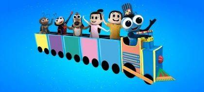 """Espetáculo """"Bob Zoom Em: O Trem de Ferro"""" por R$30,00!"""