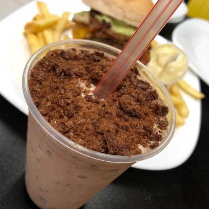 Burger + Milk Shake por apenas R$31,90!