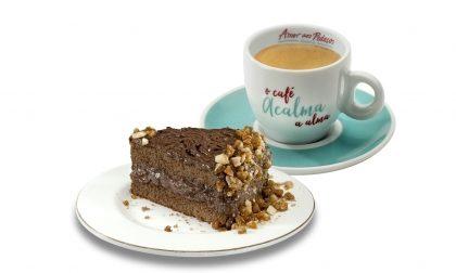 Compre 1 Fatia de Bolo e GANHE 1 Café Espresso!