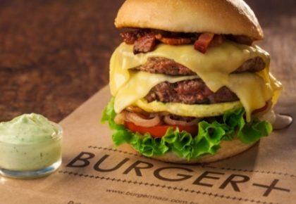 Combo: CheeseBurger Duplo + Fanta Guaraná + Batata por apenas R$ 21,50!