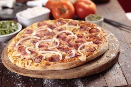 Pizza Média Especialidades por apenas R$ 19,90! (para viagem)