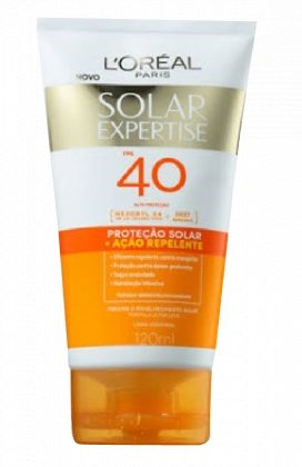 (Shopping Light) Protetor Solar Solar Expertise L'Oréal 120ml FPS 40 por R$ 34,99