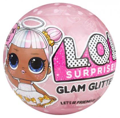 (Mais Shopping) Boneca Lol Glam Glitter por apenas R$ 99,90!