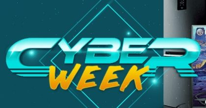 Cyber Week Extra.com: ofertas com até 50% OFF + cupom de até 20% OFF!