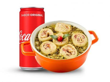 Black Friday: Rondelli Ricota e Tomate Seco + Coca-Cola por R$ 26,90!