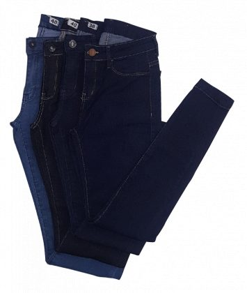 (Shopping Light) Calça Jeans Feminina* por R$ 49,90