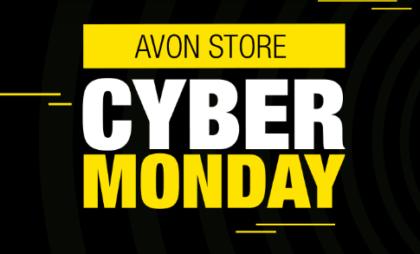 Cyber Monday Avon: Até 70% OFF