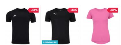 6 camisetas por R$ 139,99