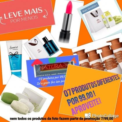 NaturaOFF: 15% de desconto na compra de QUALQUER perfume ou colônia!