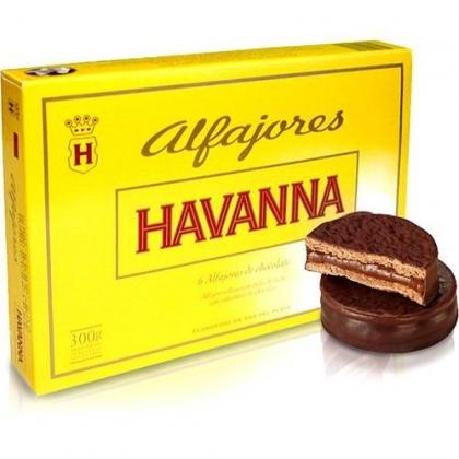 Apresente esse cupom no SAC e GANHE um Kit com 2 Alfajores Havanna!
