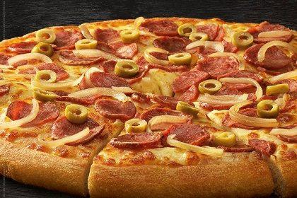 Jantar: Rodízio de Pizza + Refri Refil por apenas R$34,90!