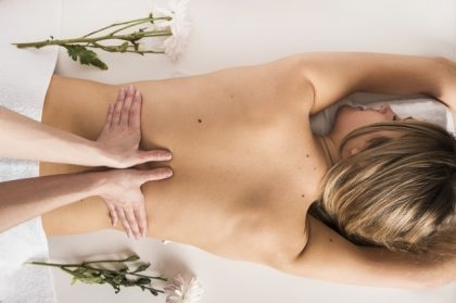 4 Sessões de Drenagem Linfática + Massagem Modeladora por apenas R$ 49,90!