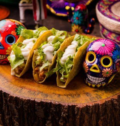 Almoço ou jantar: Tacos por apenas R$ 23,90!