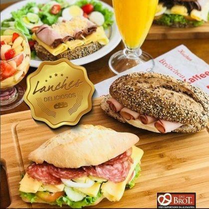 Sanduíche + Bebida por apenas R$19,90!
