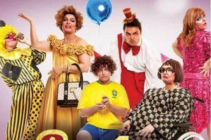 """Ingressos para o espetáculo """"Festa, A comédia"""" com 50% de desconto!"""