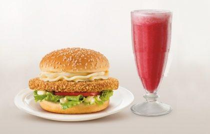 Combo: Bib's Chicken Crispy + Bebida 300ml por apenas R$ 9,90