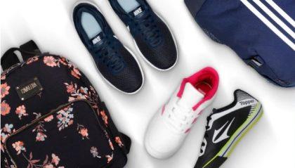 Liquida Netshoes: promoção de até 70% OFF em volta às aulas